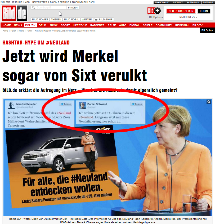 2013_06_20_19_14_32_Hashtag_Hype_um_Neuland_Jetzt_wird_Merkel_sogar_von_Sixt_verulkt_Politik_Inl