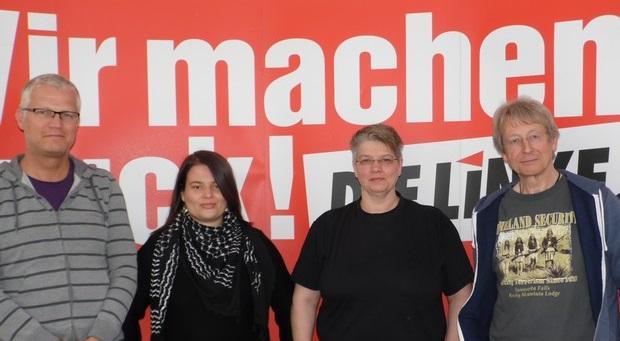 Sprecherinnenrat LAG Netzpolitik NRW